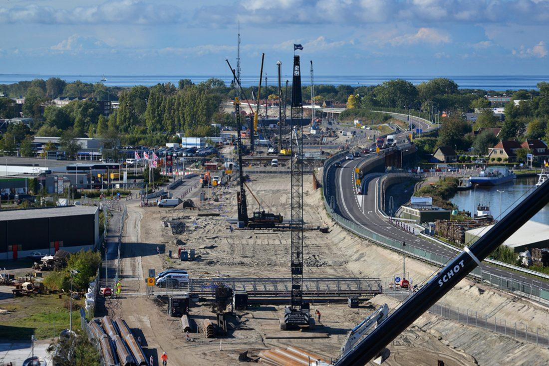 N31 Traverse Harlingen - Project Nobleo Bouw & Infra