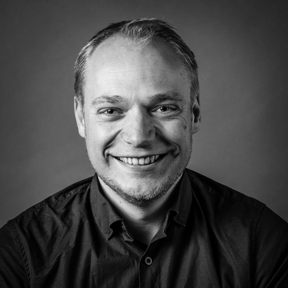 Nobleo portret Maarten van Iwaarden