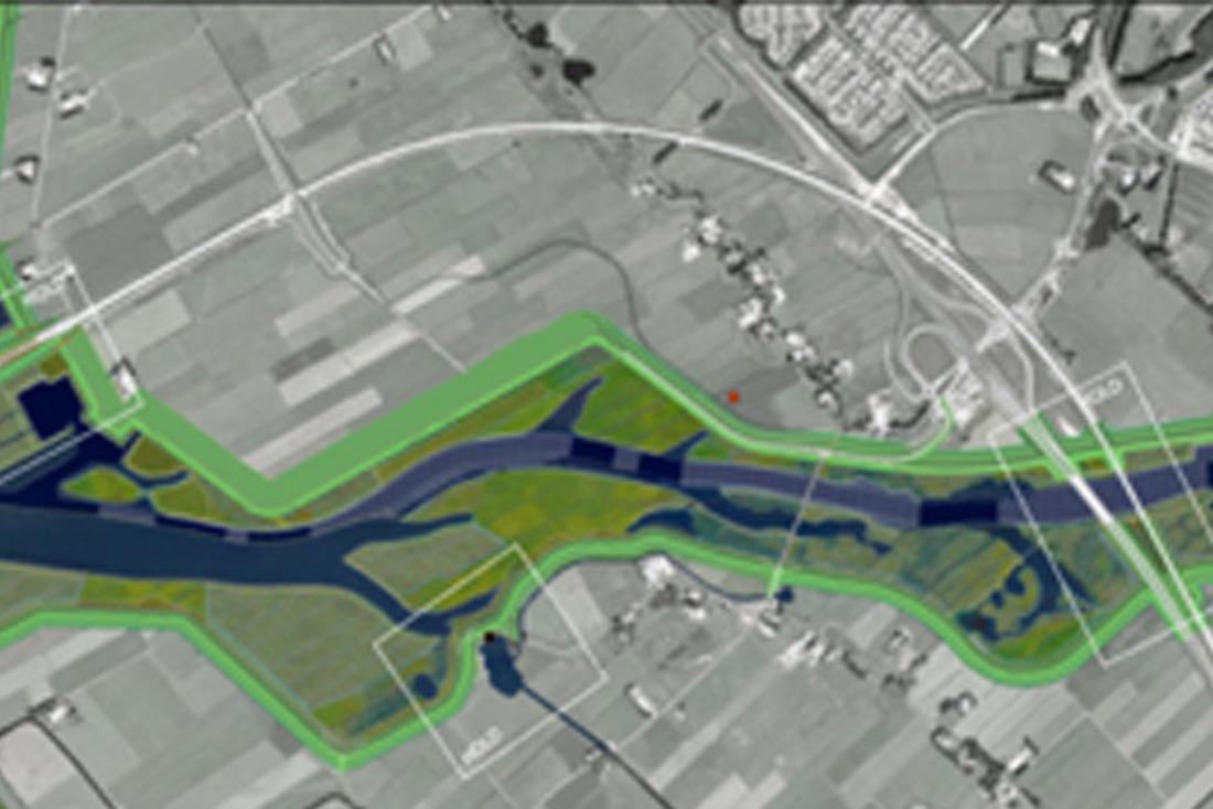 Ruimte voor de rivier IJseldelta