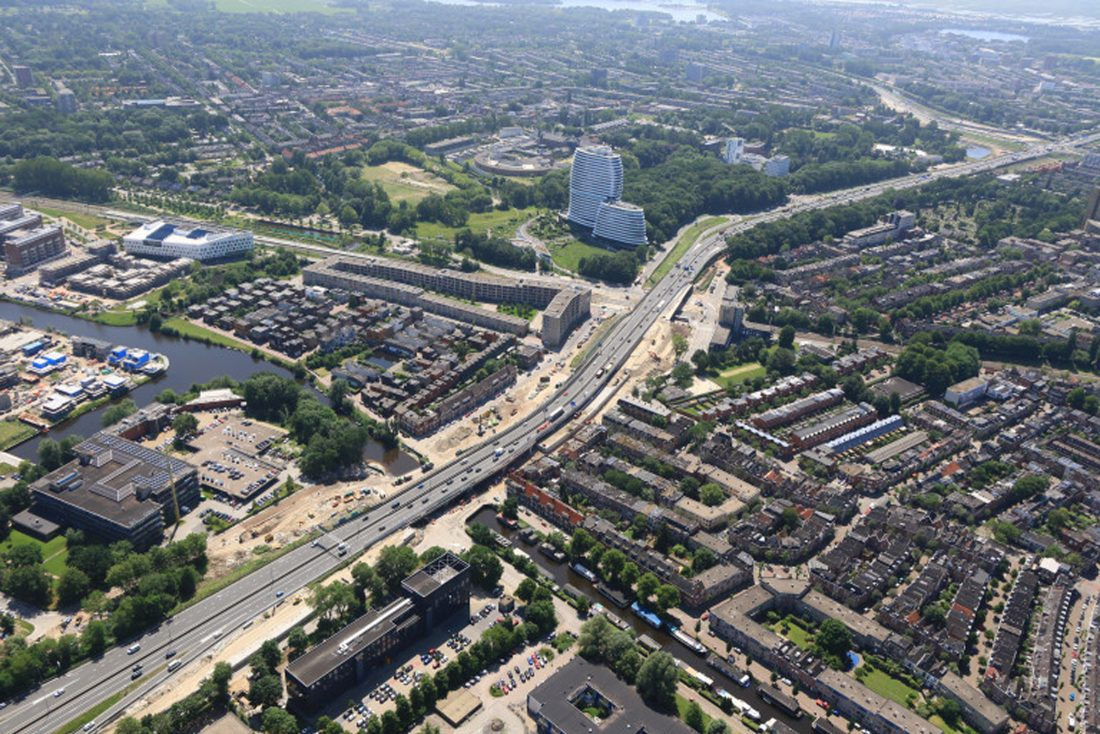 Ring Zuid te Groningen - project Nobleo Bouw & Infra
