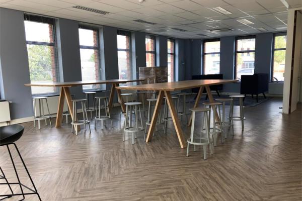 Nieuw kantoor Vianen