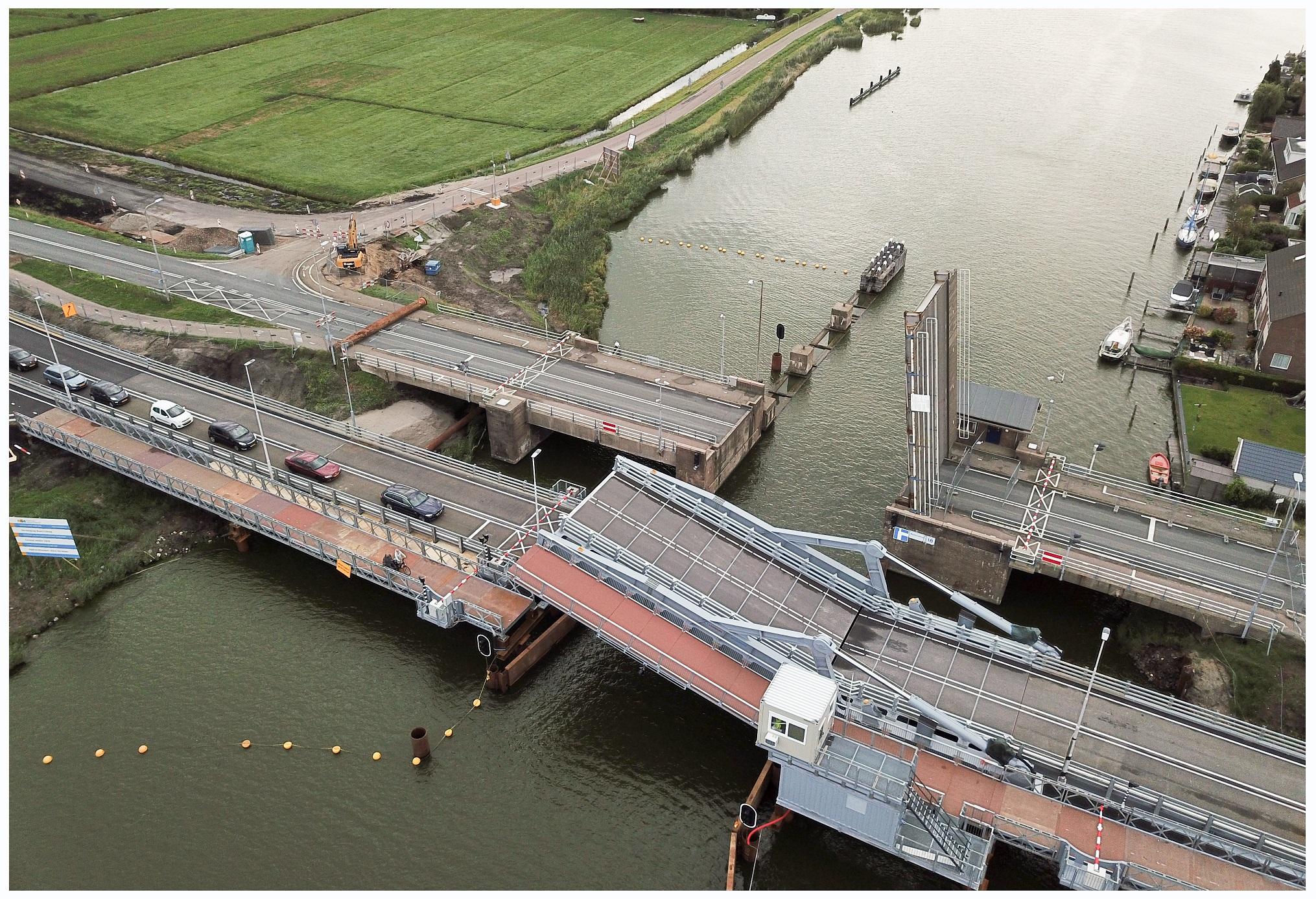 Amaliabrug N246 – Westknollendam